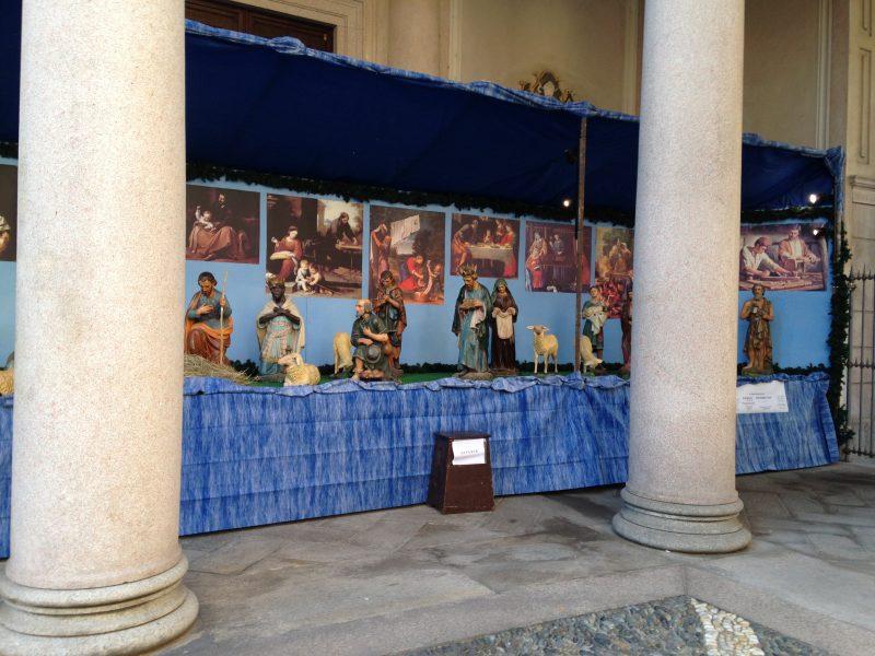 presepe della cattedrale di Novara