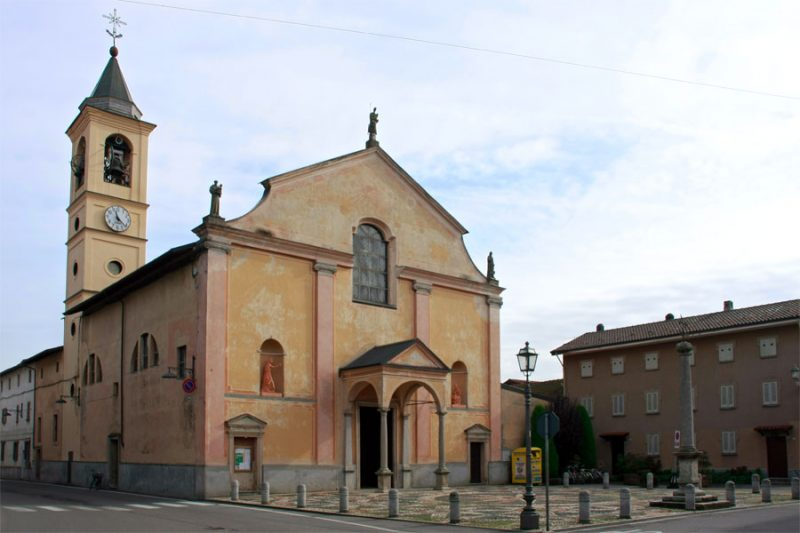 Funerale don Antonio Bosisio