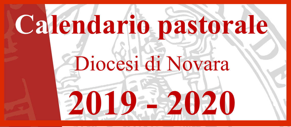 Calendario 2020 Ticino.Diocesi Di Novara Diocesinovara