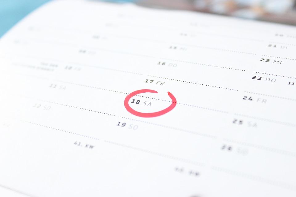 Calendario Pastorale 2020.Disponibile Il Calendario Pastorale Diocesano 2019 2020