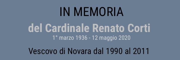 In memoria cardinale Corti