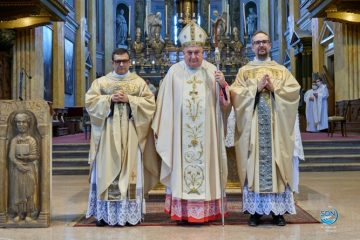 Ordinazioni presbiterali 2020
